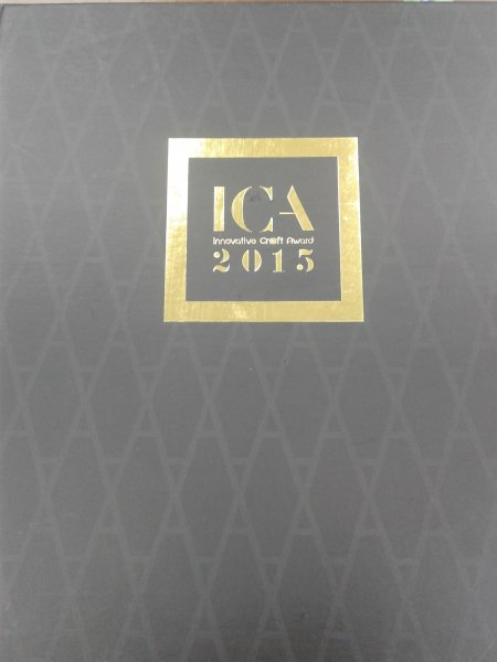 ICA Innovative Craft Award 2015